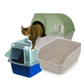 cat litter boxes shopping