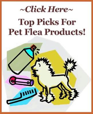 pet flea products