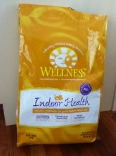 wellness cat food bag