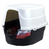 Hooded Cat Litter Box