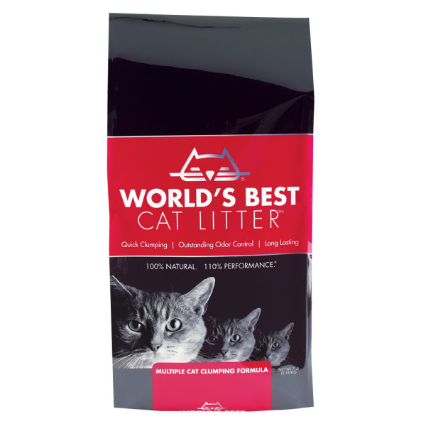 World Best Cat Litter Flushable